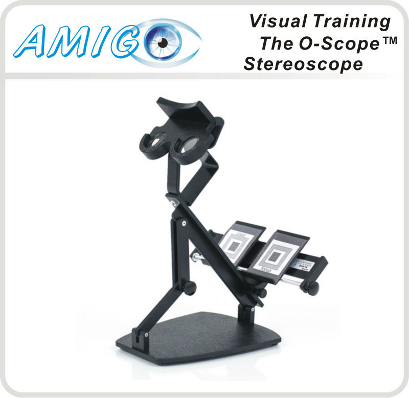 The O-Scope Stereoscope