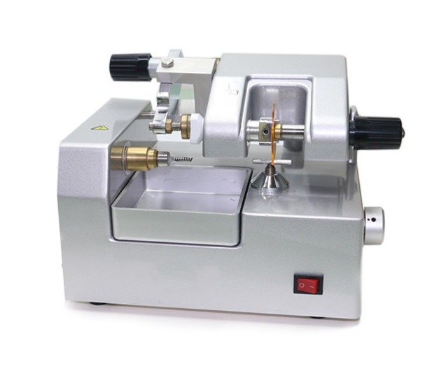 Fast demo lens Cutting machine